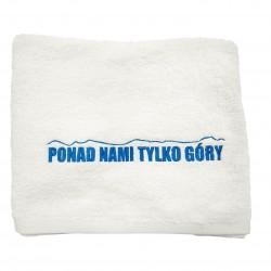 Ręcznik z logiem